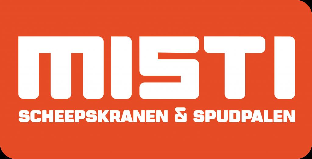 Misti Scheepskranen & Spudpalen logo